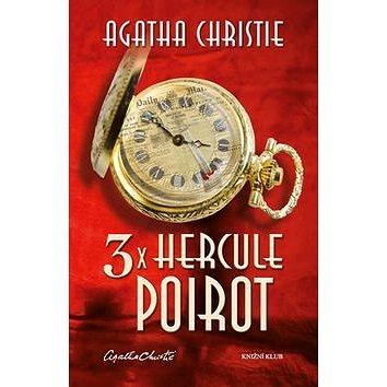 3x Hercule Poirot (978-80-242-5102-8)