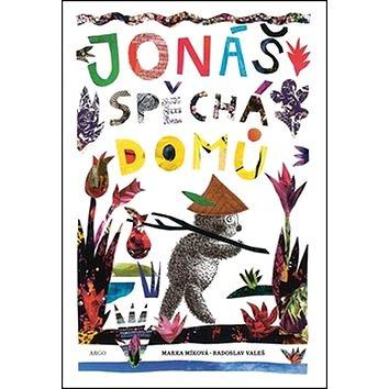 Jonáš spěchá domů (978-80-257-1626-7)