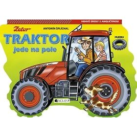 Traktor jede na pole: Hravé úkoly s angličtinou (978-80-253-2630-5)
