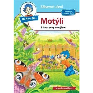 Benny Blu Motýli: Z housenky motýlem (978-80-87223-97-0)