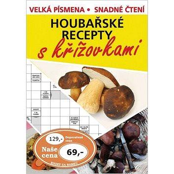 Houbařské recepty s křížovkami (978-80-88036-54-8)