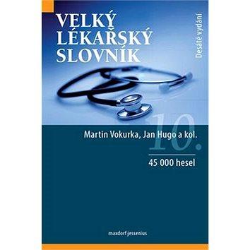 Velký lékařský slovník: 45 000 hesel (978-80-7345-456-2)