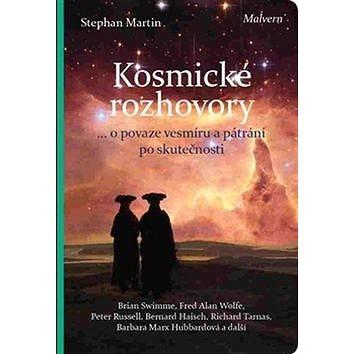 Kosmické rozhovory: Dialogy o povaze vesmíru a hledání skutečnosti (978-80-7530-020-1)