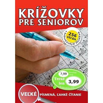 Krížovky pre seniorov: veľké písmená snadné čítanie (978-80-88036-49-4)