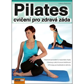 Pilates cvičení pro zdravá záda (978-80-7402-171-8)