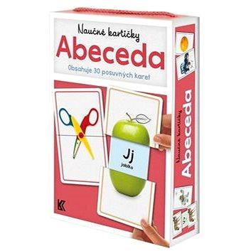 Naučné kartičky Abeceda (978-80-242-5040-3)