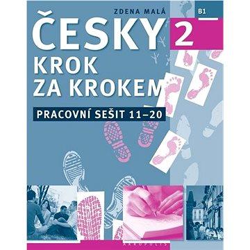 Česky krok za krokem 2 Pracovní sešit 11-20 (978-80-7470-108-5)