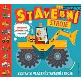 Stavební stroje: Sestav si vlastní stavební stroje Kniha a krabice (978-80-204-3880-5)