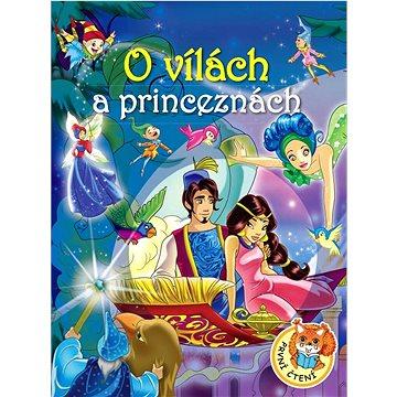 O vílách a princeznách (978-80-7451-614-6)
