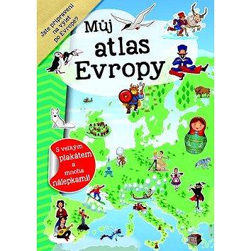 Můj atlas Evropy (978-80-7240-980-8)