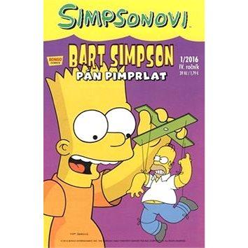 Bart Simpson Pán pimprlat: 42370 (9786660075299)