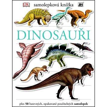 Samolepková knížka Dinosauři (978-80-87818-03-9)