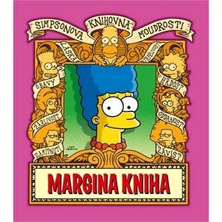 Simpsonova knihovna moudrosti Margina kniha (978-80-7462-936-5)
