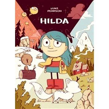 Hilda: Hilda a troll, Hilda a půlnoční obr (978-80-7432-671-4)