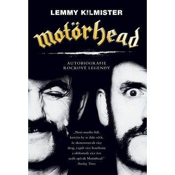 Motörhead: Autobiografie rockové legendy (978-80-7507-544-4)