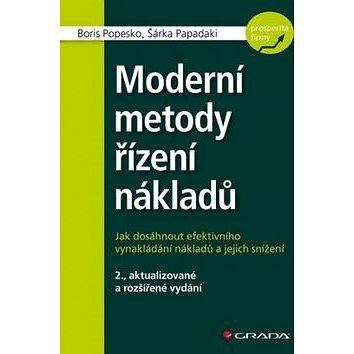 Moderní metody řízení nákladů: 2., aktualizované a rozšířené vydání (978-80-247-5773-5)