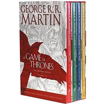 A Game of Thrones: Volumes 1-4: The Complete Graphic Novels (9780007950300)