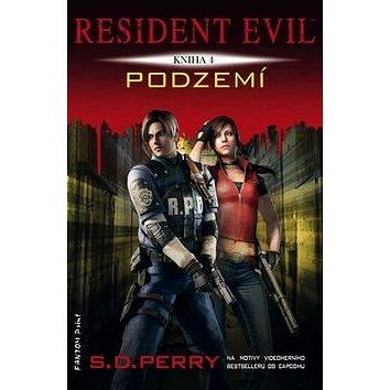 Resident Evil Podzemí: Kniha 4. (978-80-7398-339-0)