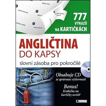 Angličtina do kapsy: slovní zásoba pro pokročilé + CD se správnou výslovností (978-80-253-2708-1)