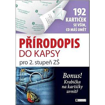 Přírodopis do kapsy: pro 2. stupeň ZŠ (978-80-253-2714-2)
