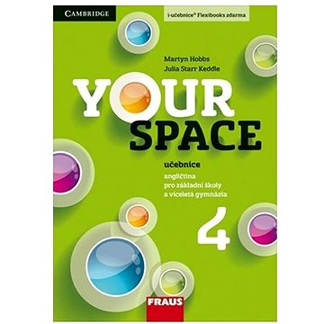 Your Space 4 Učebnice (978-80-7489-054-3)