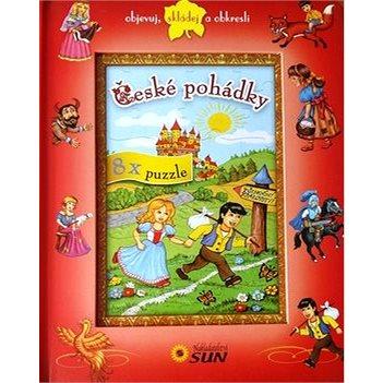 České pohádky: objevuj, skládej a obkresli (978-80-7371-919-7)