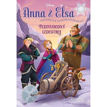 Anna & Elsa Podivuhodný ledostroj (978-80-252-3627-7)