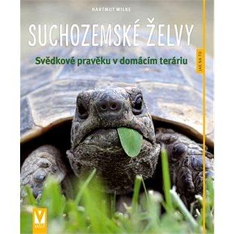 Suchozemské želvy (978-80-7541-021-4)