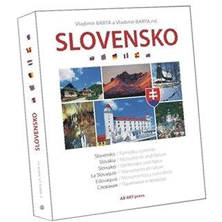 Slovensko: Pamiatky a príroda (978-80-89270-97-2)