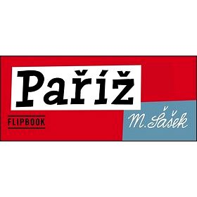 Flipbook Paříž (978-80-7515-027-1)