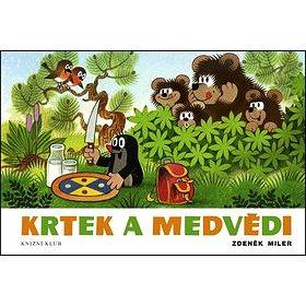 Krtek a medvědi (978-80-242-5275-9)