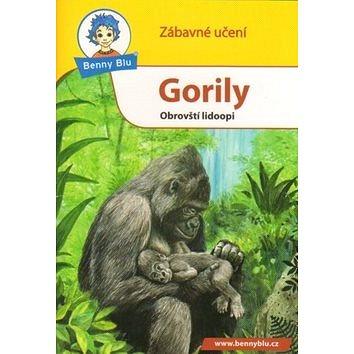 Benny Blu Gorily: Obrovští lidoopi (978-80-87752-08-1)
