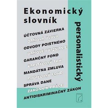 Ekonomický a personalistický slovník (978-80-8162-016-4)