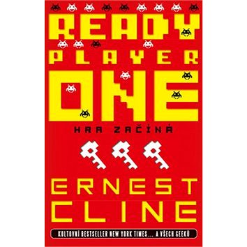 Ready Player One: Hra začíná (978-80-242-5174-5)