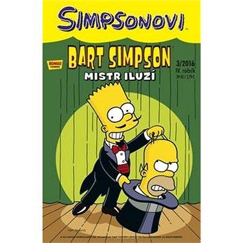 Bart Simpson Mistr iluzí: 42430 (9786660075312)