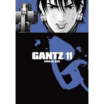 Gantz 11 (978-80-7449-364-5)