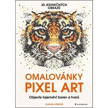 Omalovánky Pixel Art: tajemství barev a tvarů (978-80-271-0147-4)