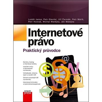Internetové právo: Praktický průvodce (978-80-251-4664-4)
