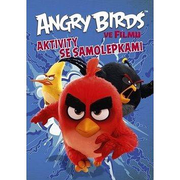 Angry Birds ve filmu: Aktivity se samolepkami (978-80-264-1066-9)