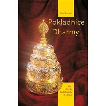 Pokladnice Dharmy: Kurz tibetské buddhistické meditace (9782889250608)