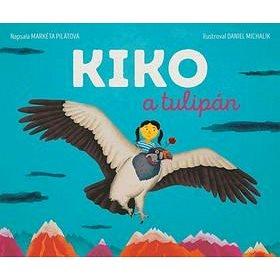 Kiko a tulipán (978-80-87596-89-0)