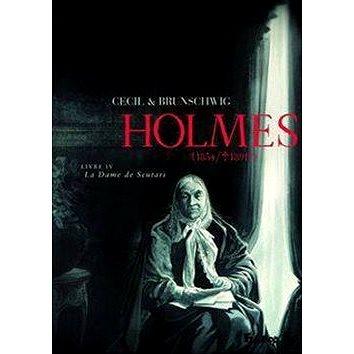 Holmes: Kniha obsahuje dvě původně samostatně publikovaná alba Holmes 3 a 4 (978-80-87596-69-2)