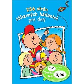 256 strán zábavných hádaniek pre deti (978-80-8107-958-0)