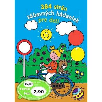 384 strán zábavných hádaniek pre deti (978-80-8107-957-3)