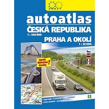Autoatlas ČR + Praha 1:240 000 (978-80-7233-422-3)
