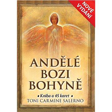 Andělé Bozi Bohyně: kniha a 45 karet (978-80-7370-326-4)