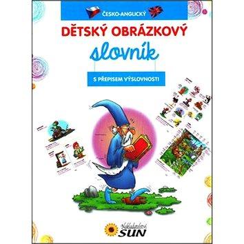 Dětský obrázkový slovník s přepisem výslovnosti: česko-anglický (978-80-7371-999-9)