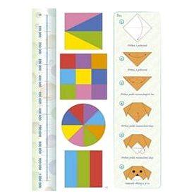 Vystřihovací příloha k učební sadě matematiky 4 (8594059321534)