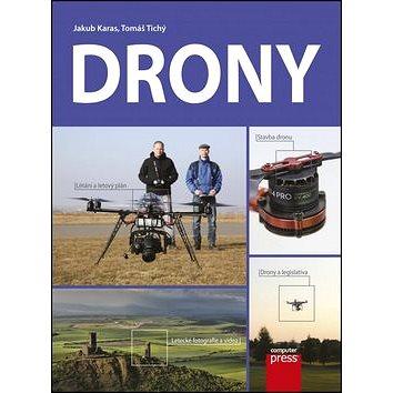 Drony (978-80-251-4680-4)