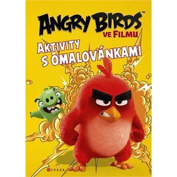 Angry Birds ve filmu: Aktivity s omalovánkami (978-80-264-1084-3)